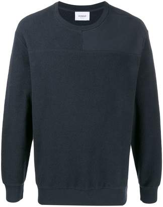 Dondup textured relaxed-fit sweatshirt