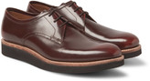 Grenson - Lennie Polished-leather Derby Shoes