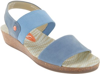 Fly London Softinos by Leather Sandals - Alp