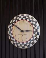 Mackenzie Childs MacKenzie-Childs Courtly Check Clock