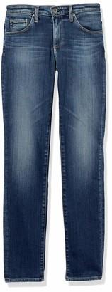 AG Jeans Women's Prima MID-Rise Cigarette Leg Skinny FIT Ankle Jean