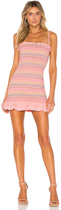 Lovers + Friends Sean Mini Dress
