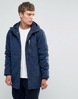 !solid Solid Parka