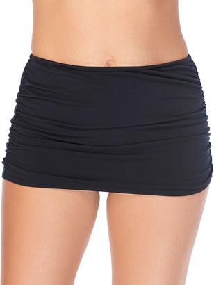 Magicsuit Shirred Skirt Bikini Bottom