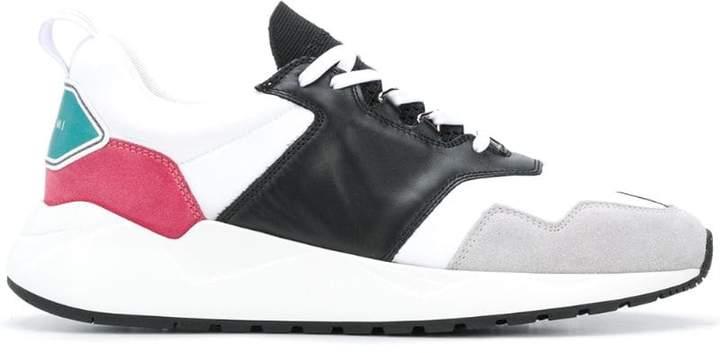 Buscemi colour block sneakers