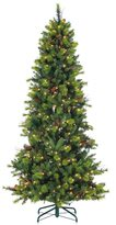 Sterling 7.5' Hard/Mixed Needle Michigan Spruce Artificial Christmas Tree