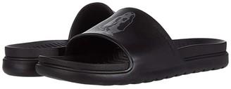 Hush Puppies Bouncers Slide (Black) Shoes
