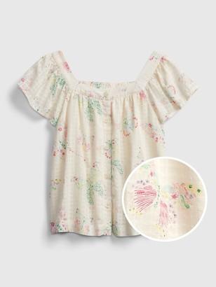 Gap Kids Flutter Butterfly Shirt