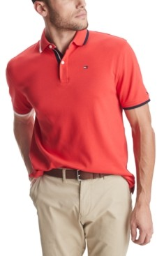 Tommy Hilfiger Men's Kisner Tipped Polo Shirt, Created for Macy's