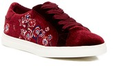 Dolce Vita Zolly Velvet Embroidered Sneaker (Little Kid)