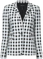 Rag & Bone Archer blazer - women - Cotton/Polyamide/Spandex/Elastane - 0