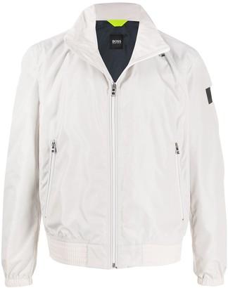 HUGO BOSS Funnel Neck Lightweight Jacket