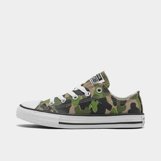 Converse Boys' Little Kids' Archive Camo Chuck Taylor All Star Casual Shoes