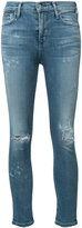 Citizens of Humanity Rocket jeans - women - Cotton/Spandex/Elastane - 28