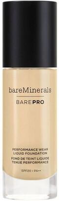 bareMinerals Bare Minerals BAREPRO Performance Wear Liquid Foundation SPF 20
