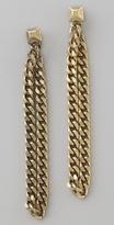 Hanging Chain Earrings