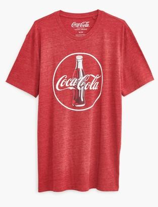 Coca Cola Bottle Circle Tee