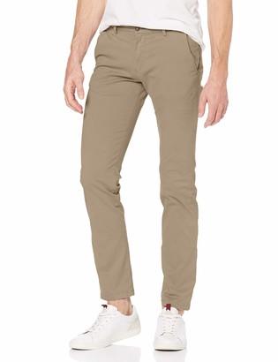Bugatti Men's 4819-26225 Loose Fit Jeans