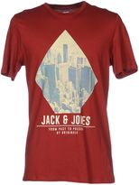 ORIGINALS by JACK & JONES T-shirts - Item 12053099