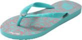 Tamara Comolli Palm Beach Flower Flip Flop
