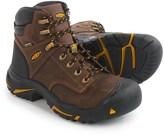 """Keen Mt. Vernon 6"""" Hiking Boots - Waterproof, Leather, Factory 2nds (For Men)"""