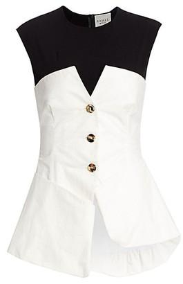 A.W.A.K.E. Mode Two-Tone Vest Top