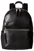 French Connection Perry Croco Backpack