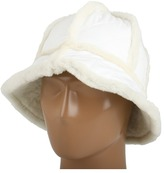 UGG Snowbyrd Quilted Cloche (White) - Hats
