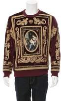Dolce & Gabbana 2016 Embellished Sweatshirt