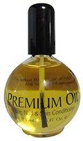INM Almond Cuticle Oil 2.5 oz (INMCO2)