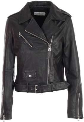Calvin Klein Jeans Jacket Leather