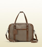 Gucci Diamante Supreme Canvas Briefcase