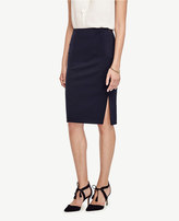 Ann Taylor Petite Seasonless Pencil Skirt