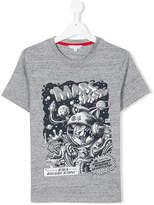 Little Marc Jacobs TEEN space print T-shirt