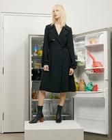Helmut Lang Trench Dress