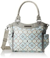 Petunia Pickle Bottom City Carryall - Classically Crete by