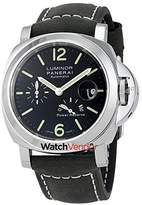 Panerai Luminor Dial Automatic Men's Leather Watch PAM01090