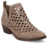 Mossimo Women's Dillion Laser Cut Split Booties