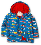 Hatley Monster Boats Hooded Raincoat (Toddler, Little Boys, & Big Boys)