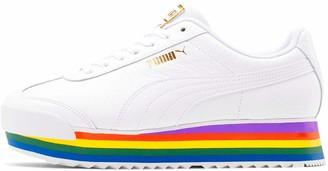 Puma Women's Roma Amor Rainbow Sneaker