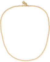 Carolina Bucci Discoball 18-karat Gold Choker