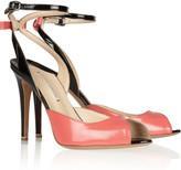 Nicholas Kirkwood Patent-leather sandals
