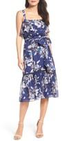 Eliza J Petite Women's Chiffon Dress