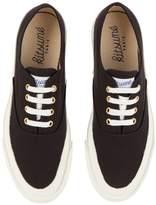 MAISON KITSUNÉ Canvas Sneakers