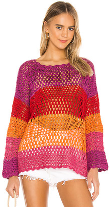 Show Me Your Mumu Paula Sweater