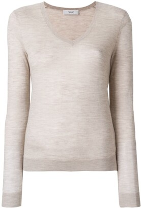 Pringle lightweight V-neck jumper