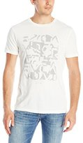 RVCA Men's Grid T-Shirt