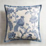 Pier 1 Imports Chinoiserie Bird Pillow