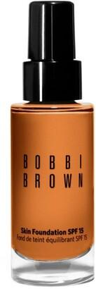 Bobbi Brown Skin Foundation Spf15 Warm Walnut