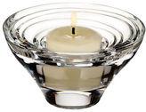 Rogaska Wink Crystal Orb Votive Candle Holder